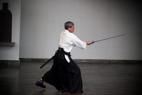 Aiki Toho Iai | Nishio Aikido Bangkok